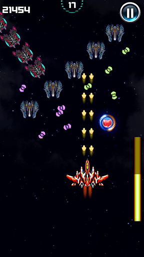 Galaxy Shooter – rad space shooter cheathackgameplayapk modresources generator 4