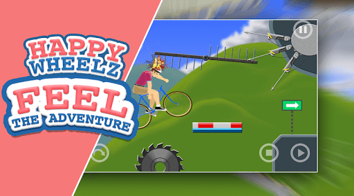 Happy Rider Wheels 3.7 cheathackgameplayapk modresources generator 1