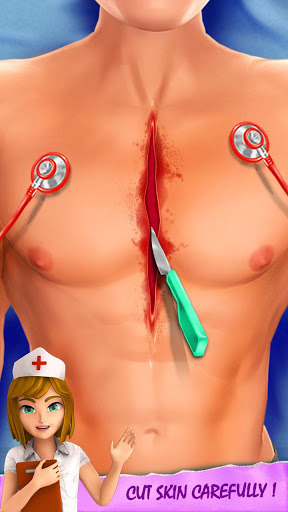 Heart Surgery ER Emergency cheathackgameplayapk modresources generator 4
