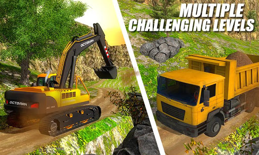 Heavy Excavator Crane – City Construction Sim 2017 cheathackgameplayapk modresources generator 2