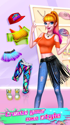 Hip Hop Dressup – Fashion Girls Game 1.2.3179 cheathackgameplayapk modresources generator 1