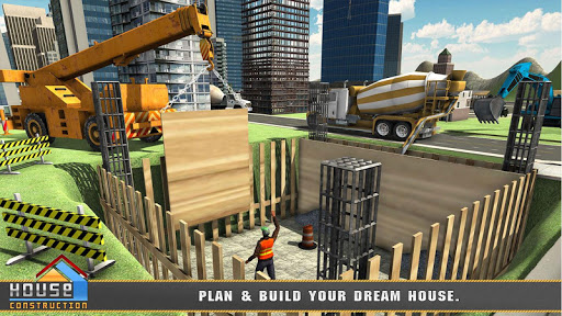 House Building Construction Games – City Builder 1.0.5 cheathackgameplayapk modresources generator 1