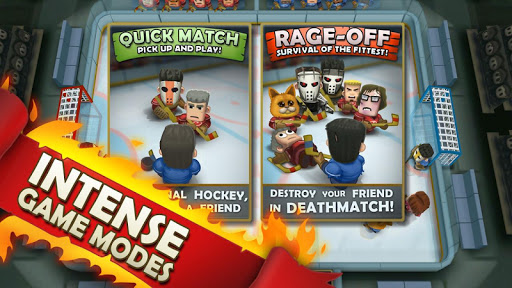 Ice Rage Hockey Multiplayer Free cheathackgameplayapk modresources generator 5