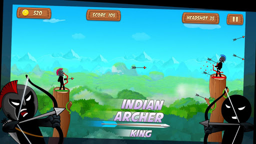 Indian Archer King 2 cheathackgameplayapk modresources generator 3