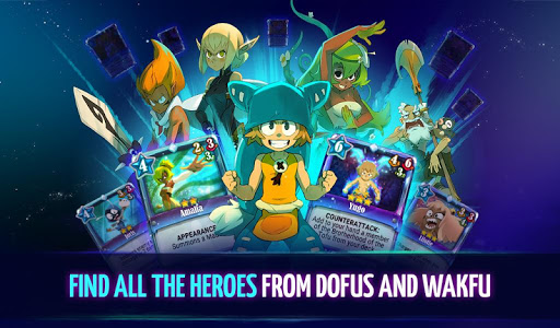 KROSMAGA – The WAKFU Card Game cheathackgameplayapk modresources generator 3