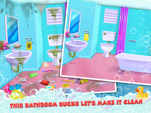 Keep Your House Clean – Girls Home Cleanup Game 1.1.5 cheathackgameplayapk modresources generator 5