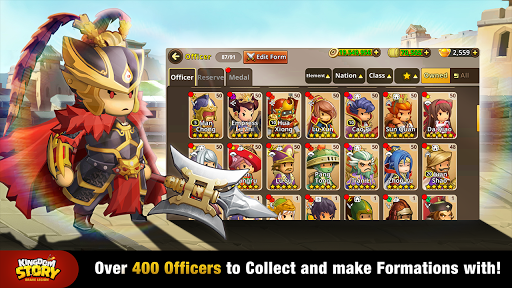 Kingdom Story Brave Legion cheathackgameplayapk modresources generator 2