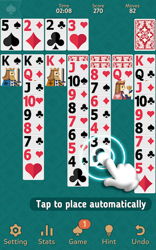 Klondike Solitaire Kingdom cheathackgameplayapk modresources generator 1