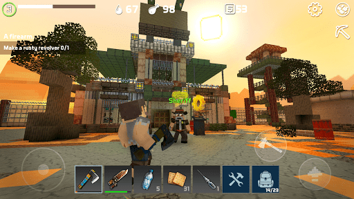 LastCraft Survival 1.2.4 cheathackgameplayapk modresources generator 1