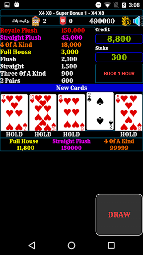 Live Video Poker 2.4 cheathackgameplayapk modresources generator 2