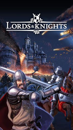 Lords amp Knights – Medieval Building Strategy MMO cheathackgameplayapk modresources generator 1