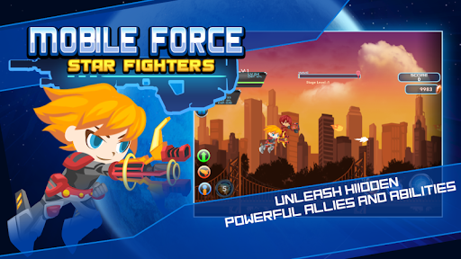 Mobile Force Star Fighters of Galaxy War Academia 1.0.2 cheathackgameplayapk modresources generator 3
