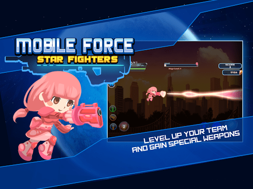 Mobile Force Star Fighters of Galaxy War Academia 1.0.2 cheathackgameplayapk modresources generator 5