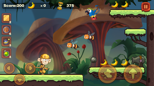 Monkey Run Adventure – Jungle Story – Banana World 1.1.1 cheathackgameplayapk modresources generator 3