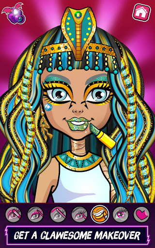 Monster High Beauty Shop Fangtastic Fashion Game 1.1.9 cheathackgameplayapk modresources generator 3