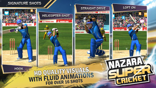 Nazara Super Cricket cheathackgameplayapk modresources generator 3