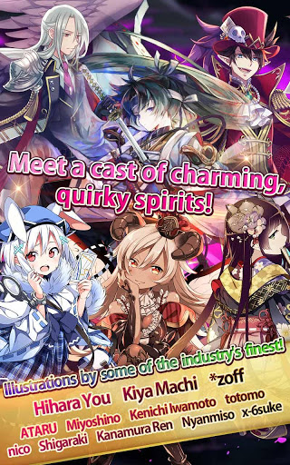 Otogi Spirit Agents cheathackgameplayapk modresources generator 2