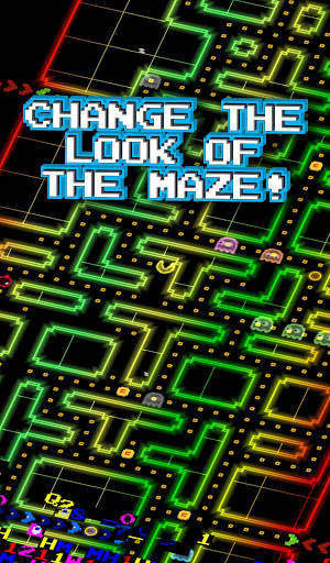 PAC-MAN 256 – Endless Maze cheathackgameplayapk modresources generator 2