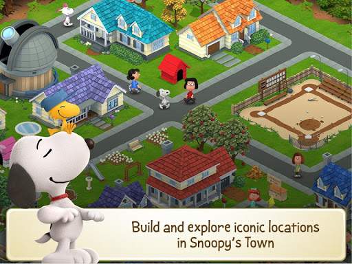 Peanuts Snoopys Town Tale – Town Building Game cheathackgameplayapk modresources generator 1