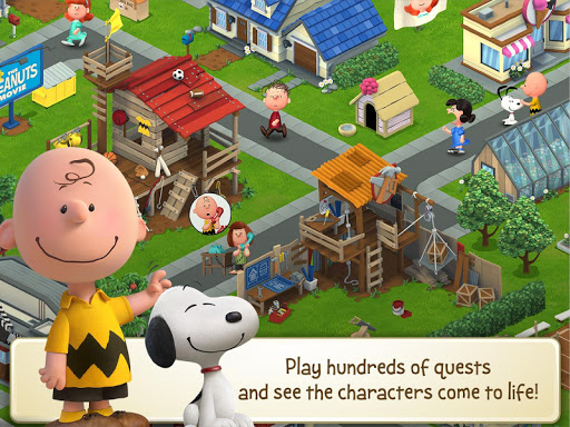 Peanuts Snoopys Town Tale – Town Building Game cheathackgameplayapk modresources generator 3