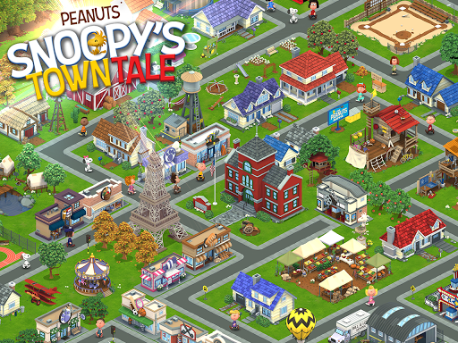 Peanuts Snoopys Town Tale – Town Building Game cheathackgameplayapk modresources generator 4