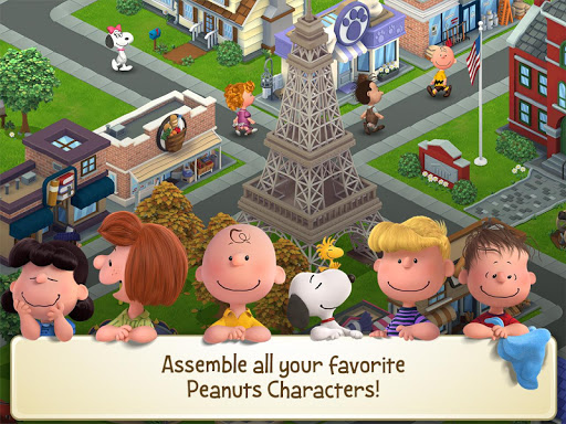 Peanuts Snoopys Town Tale – Town Building Game cheathackgameplayapk modresources generator 5