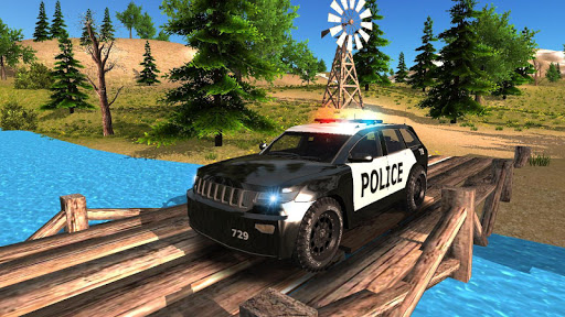 Police Car Driving Offroad cheathackgameplayapk modresources generator 1