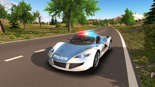 Police Car Driving Offroad cheathackgameplayapk modresources generator 3