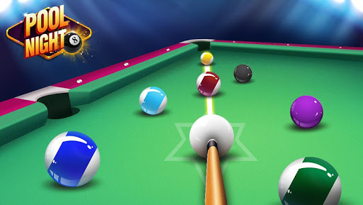 Pool Night 1.3.3122 cheathackgameplayapk modresources generator 1
