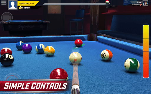 Pool Stars – 3D Pool Simulation 2.81 cheathackgameplayapk modresources generator 2