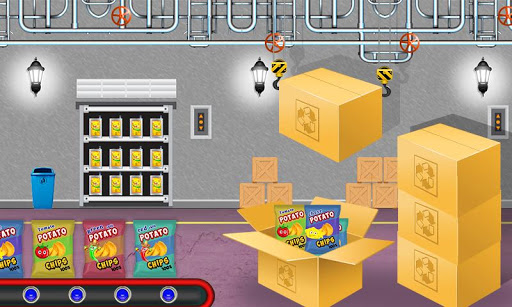 Potato Chips Factory Games – Delicious Food Maker 1.0.3 cheathackgameplayapk modresources generator 5