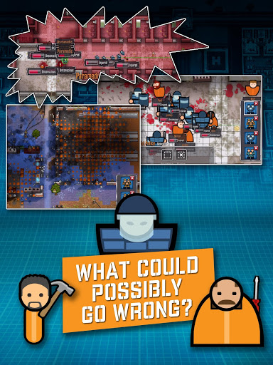 Prison Architect Mobile cheathackgameplayapk modresources generator 5