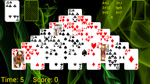 Pyramid Solitaire cheathackgameplayapk modresources generator 1