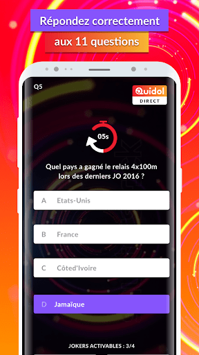Quidol – Quiz Show en Direct 1.4.0 cheathackgameplayapk modresources generator 2