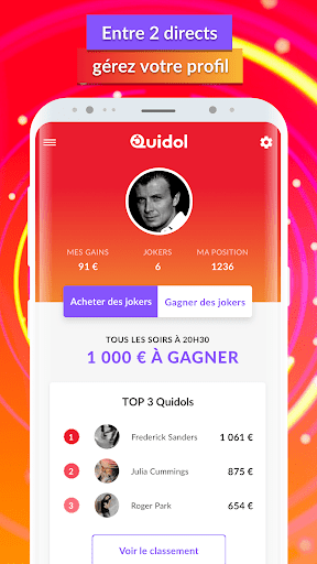 Quidol – Quiz Show en Direct 1.4.0 cheathackgameplayapk modresources generator 4