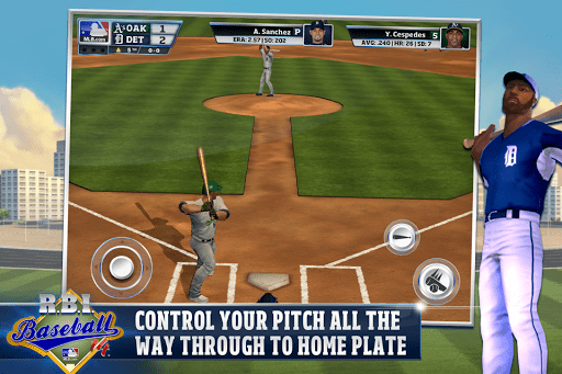 R.B.I. Baseball 14 cheathackgameplayapk modresources generator 3