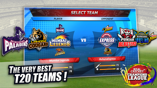 Real Cricket Champions League cheathackgameplayapk modresources generator 1