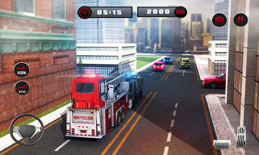 Rescue Fire Truck Simulator Driving School 2018 cheathackgameplayapk modresources generator 5