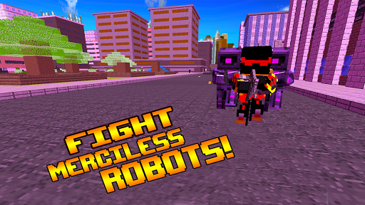 Rescue Robots Survival Games cheathackgameplayapk modresources generator 3