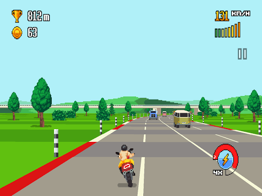 Retro Highway 1.0.19 cheathackgameplayapk modresources generator 5