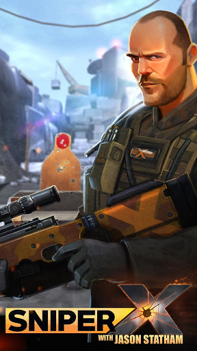 SNIPER X WITH JASON STATHAM cheathackgameplayapk modresources generator 3