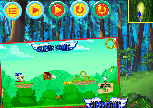 SUPER HERO sonic runing 1.1 cheathackgameplayapk modresources generator 1
