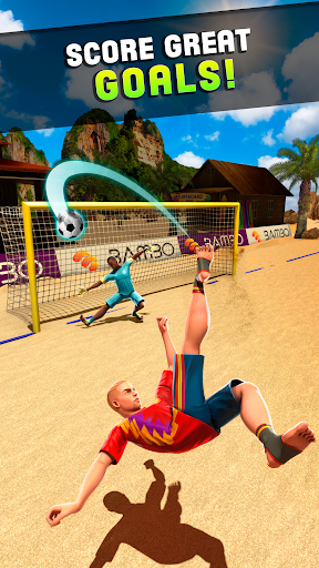 Shoot 2 Goal – Beach Soccer Game cheathackgameplayapk modresources generator 3