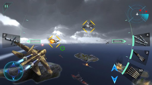 Sky Fighters 3D cheathackgameplayapk modresources generator 4
