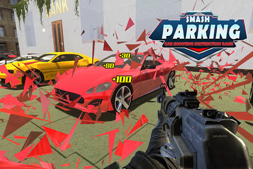 Smash Parking Car Shooting Destruction game 1.0 cheathackgameplayapk modresources generator 5