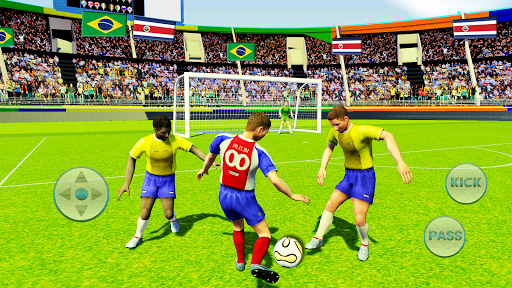 Soccer Hero Football League 1.0.2 cheathackgameplayapk modresources generator 3