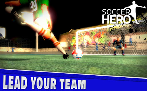 Soccer Hero cheathackgameplayapk modresources generator 2