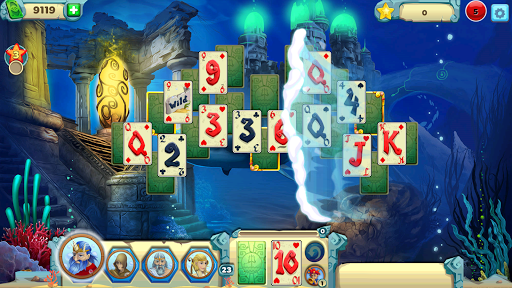 Solitaire Atlantis cheathackgameplayapk modresources generator 2