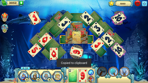 Solitaire Atlantis cheathackgameplayapk modresources generator 3