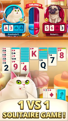 Download Solitaire Pets – Free Online Classic Card Game APK